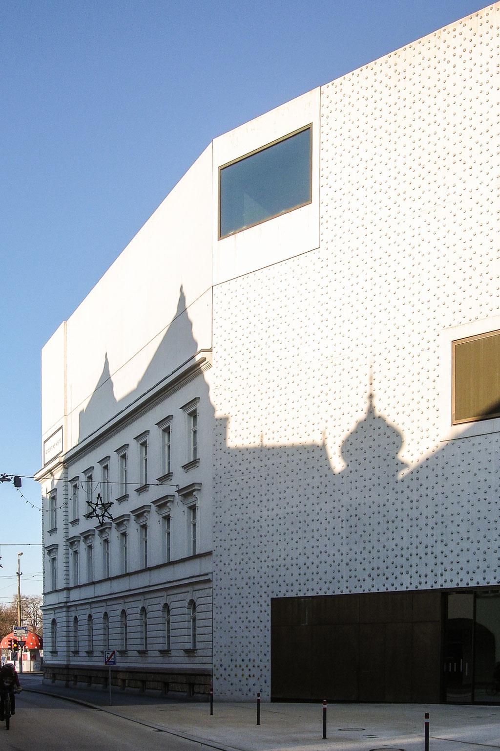 vorarlberg museum (Cukrowicz Nachbaur), Bregenz (A)