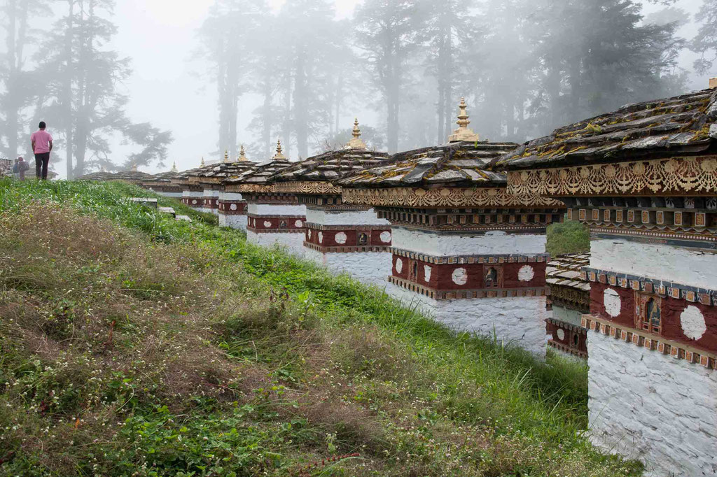 Dochu La Pass, Bhutan
