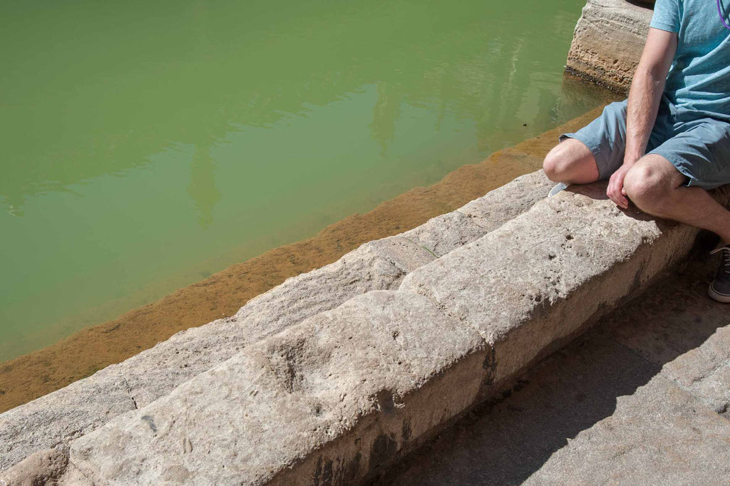 Roman Baths, Bath (UK)