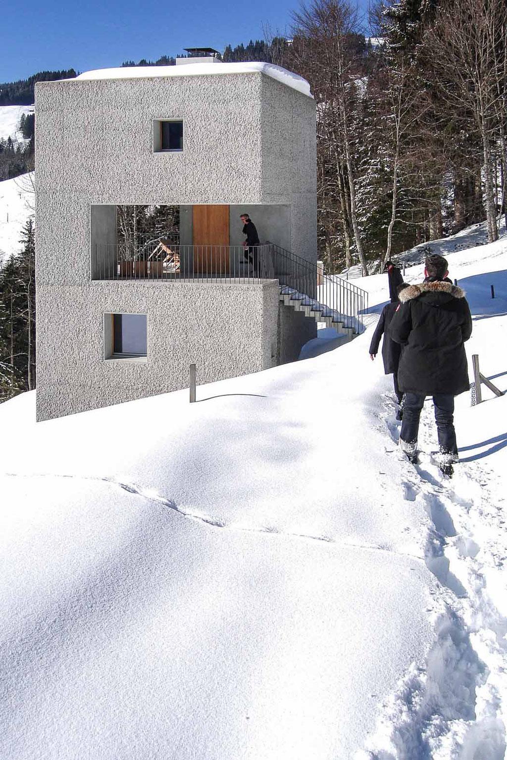 Schutzhütte (Marte.Marte), Laterns (A)