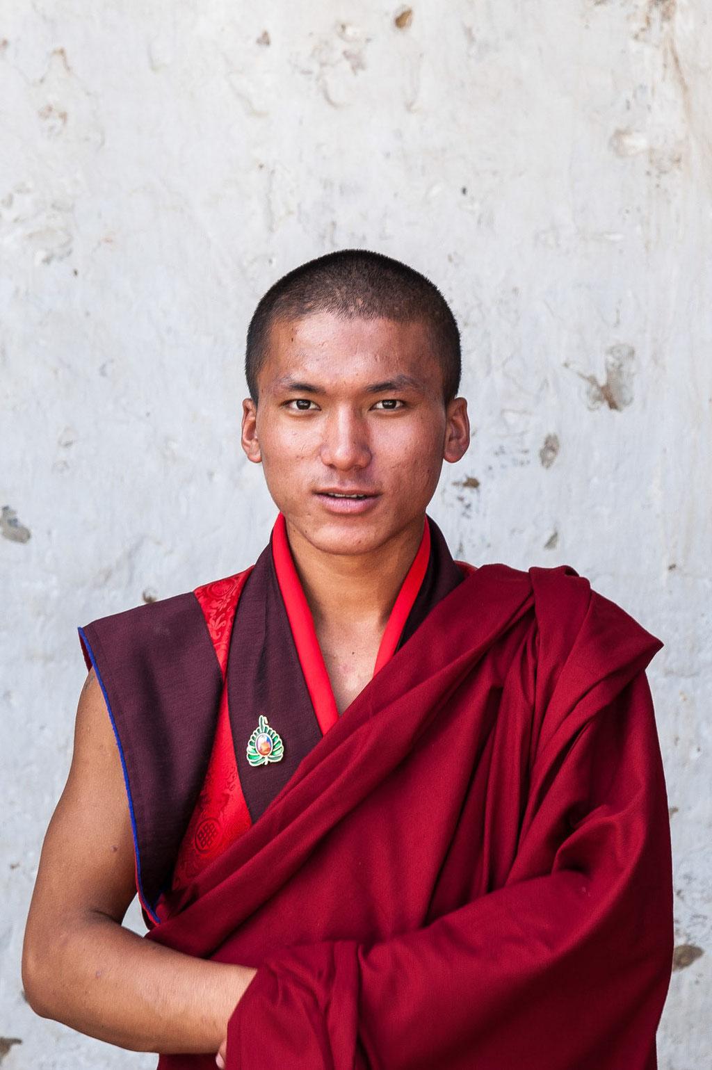 Gangtey Dzong, Bhutan