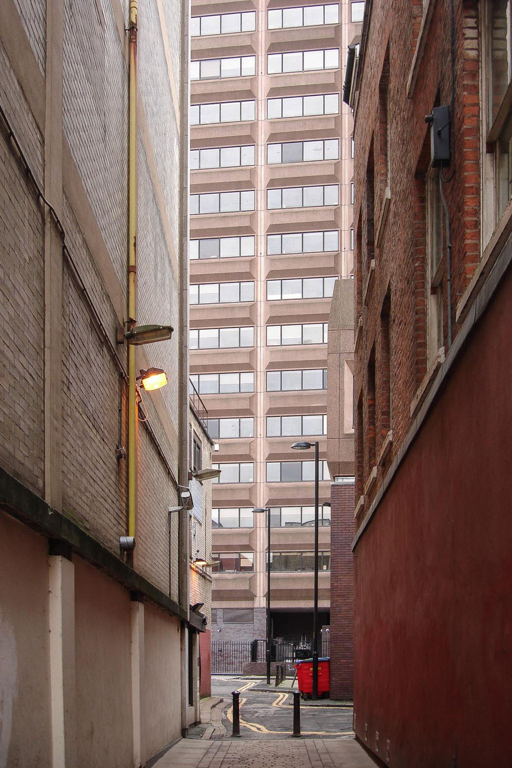 Lowry House (Robert Swift & Partners), Manchester (UK)