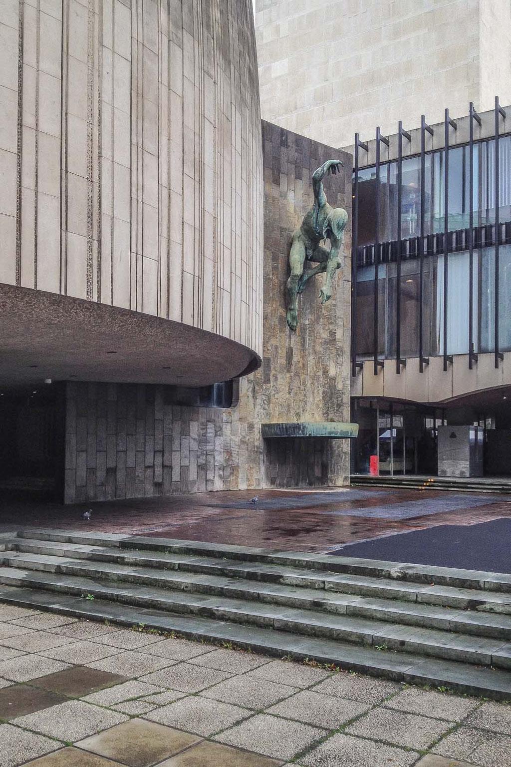 Newcastle Civic Centre (George Kenyon), Newcastle upon Tyne (UK)