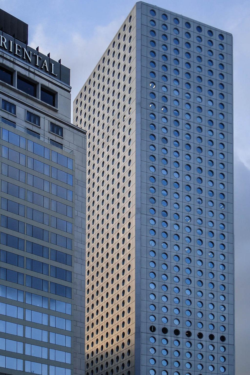 Jardine House (Palmer & Turner), Central, Hong Kong Island (HK)