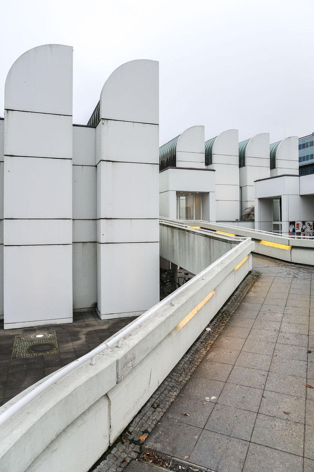 Bauhaus-Archiv (Alexander Cvijanovic, Walter Gropius), Berlin (D)