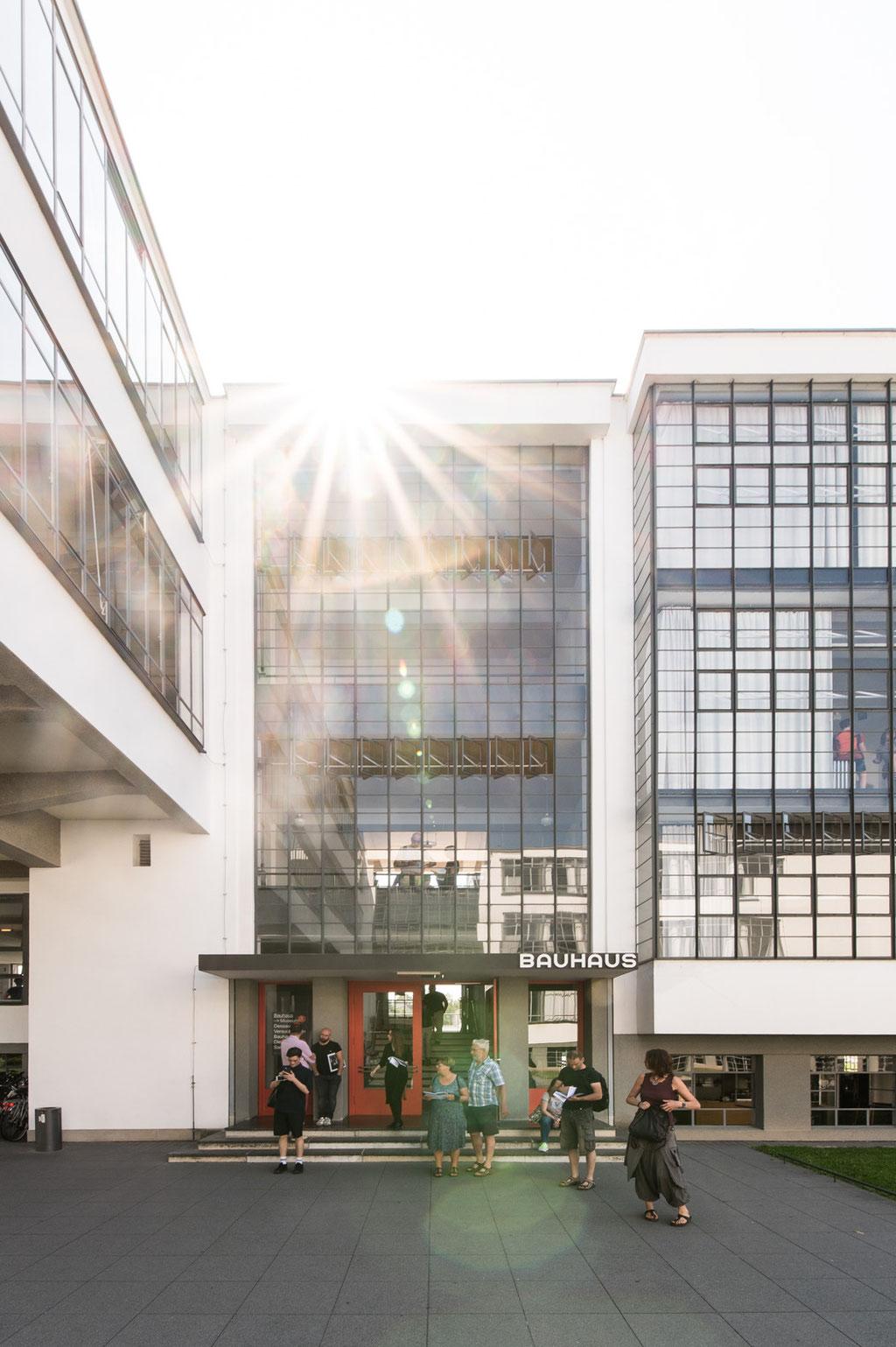 Hochschulgebäude (Walter Gropius), Dessau (D)