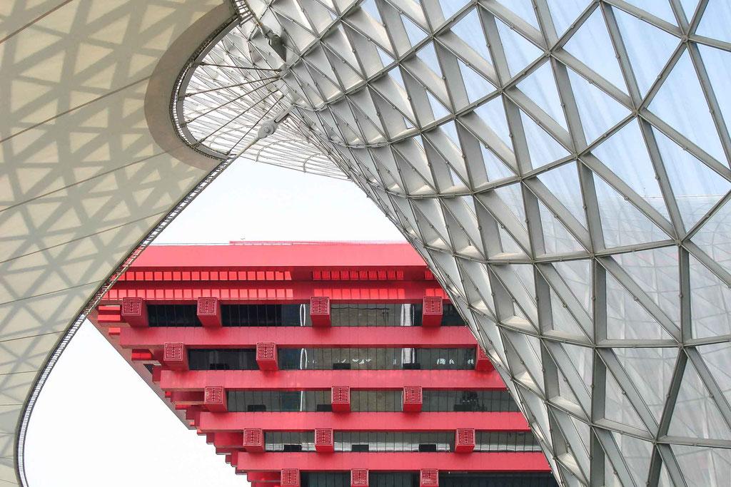 China Pavilion, Expo 2010, Shanghai (CN)
