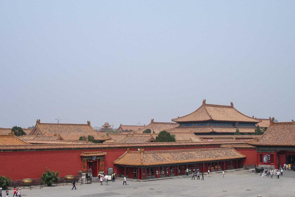 Verbotene Stadt/Forbidden City, Beijing (CN)