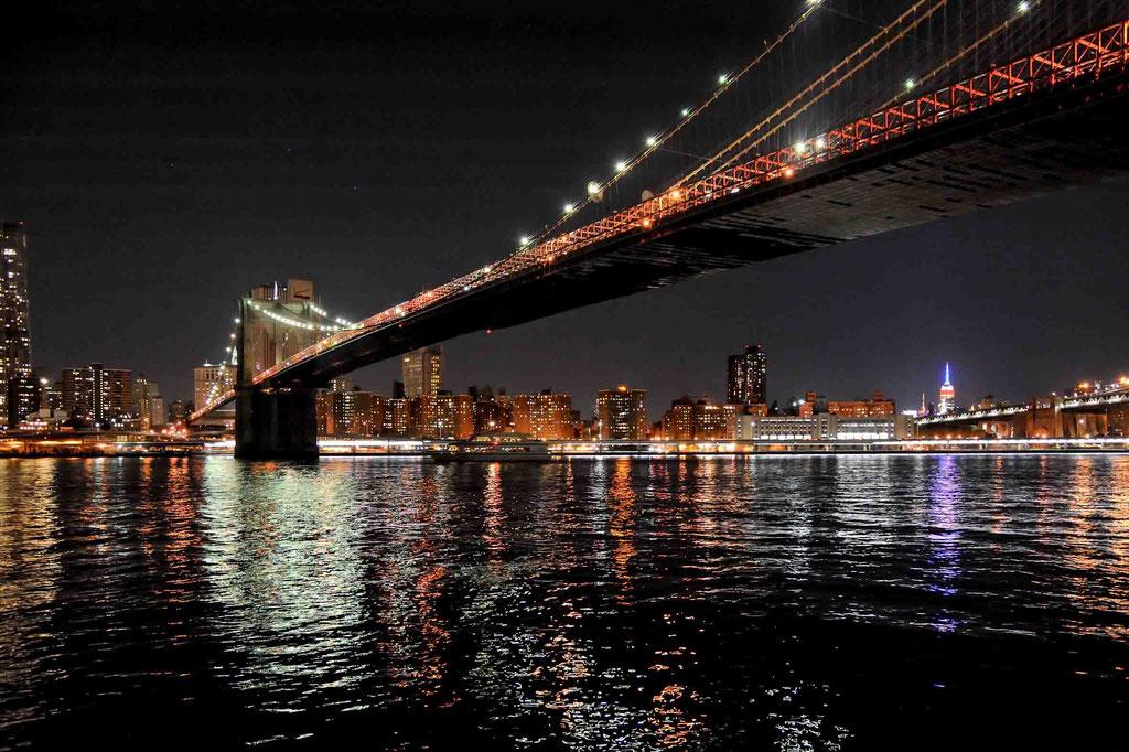 Brooklyn Bridge, New York City (USA)