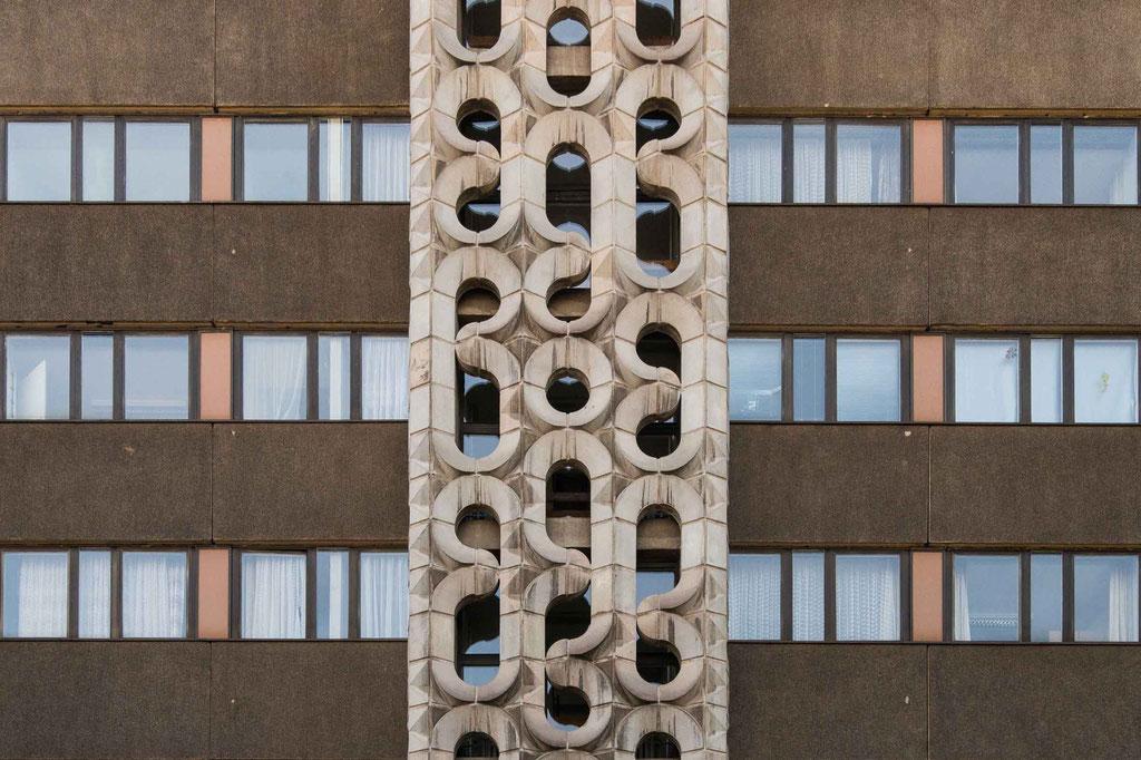 Stasi-Zentrale, Große Fleischergasse, Leipzig (D)