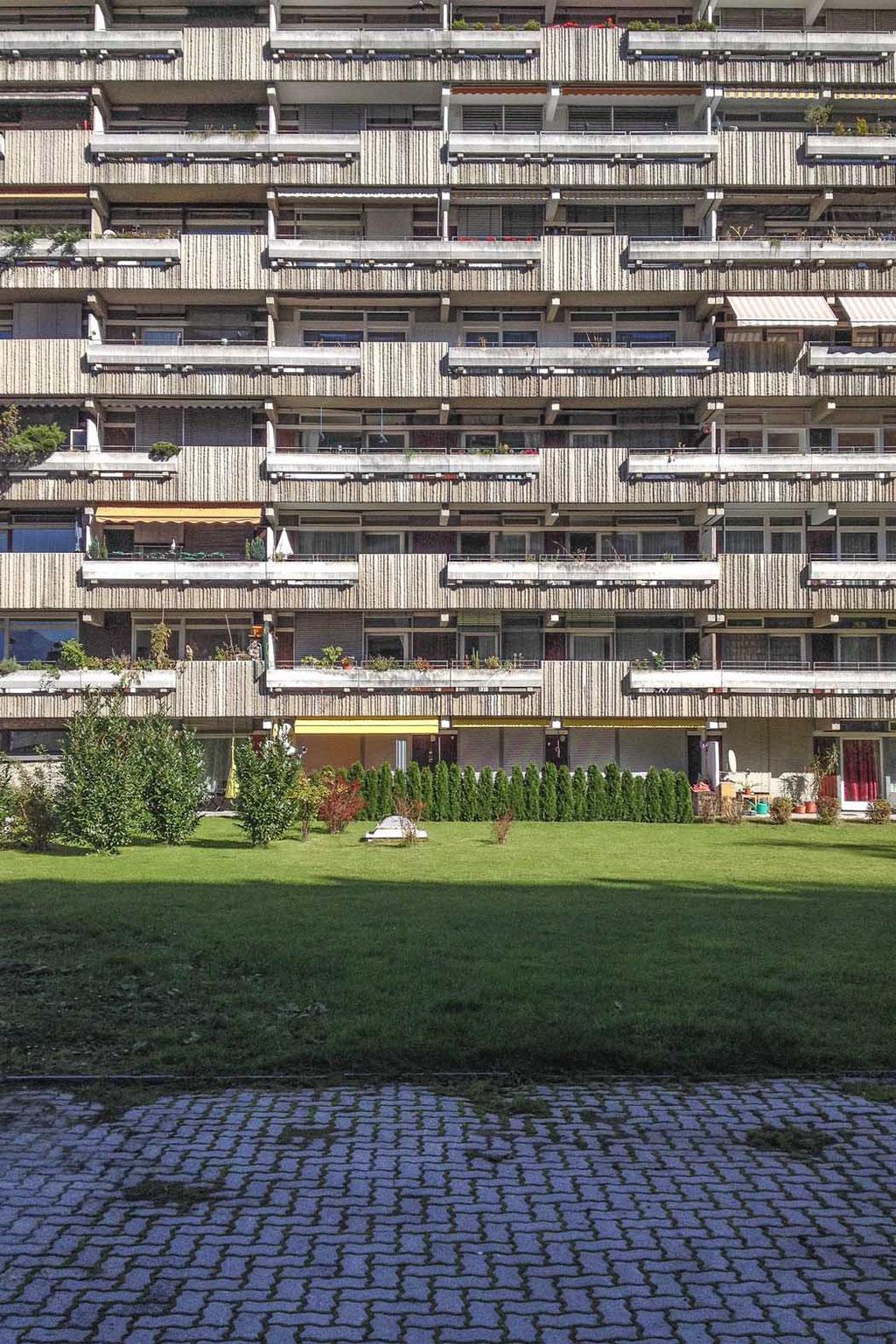 Wohnanlage Mariahilfpark (Franz Kotek), Innsbruck (A)