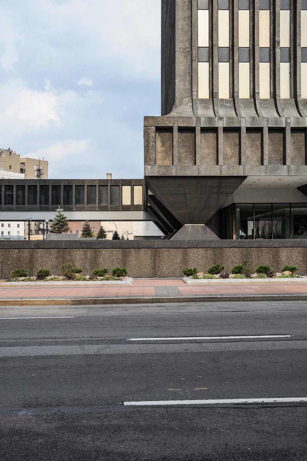 Xerox Tower (Welton Becket & Associates), Rochester (USA)