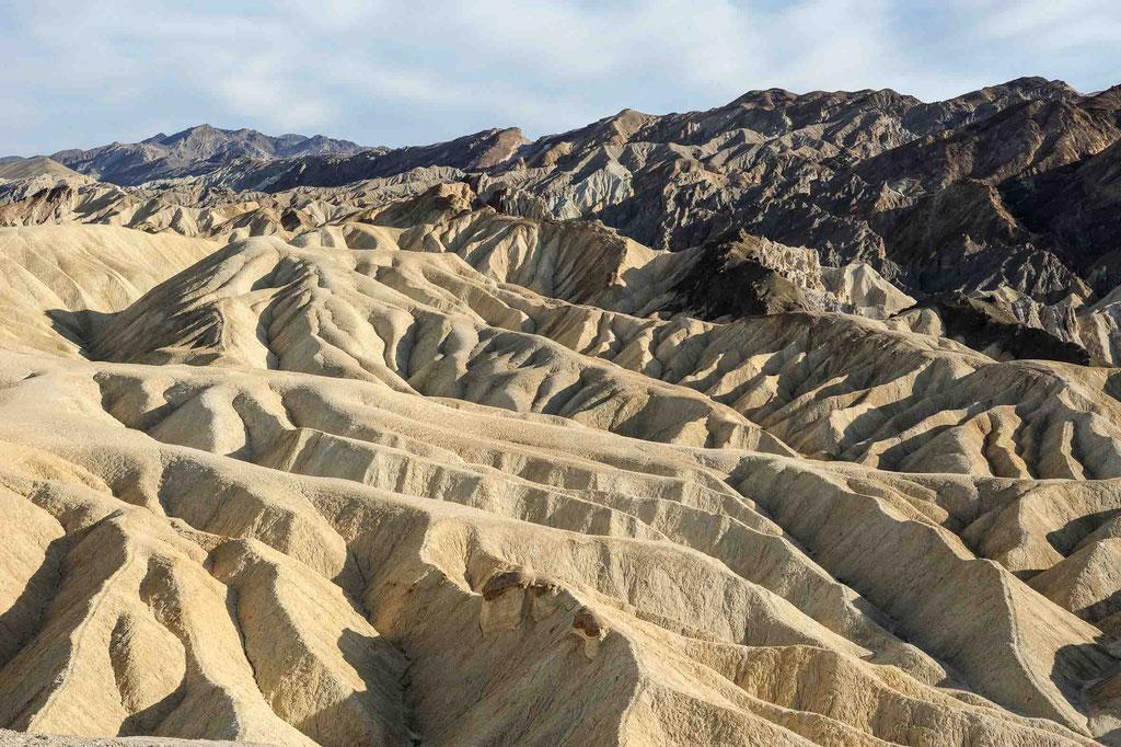 Zabriskie Point, Death Valley, California (USA)
