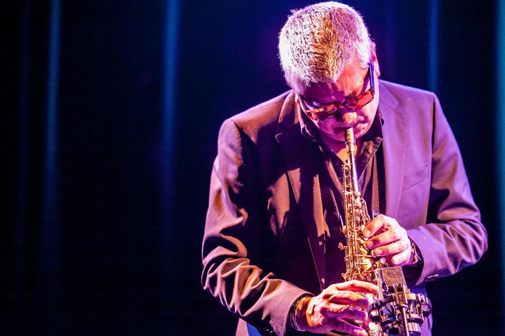 Andy Sheppard Quartet, 2016, Spielboden Dornbirn (A)