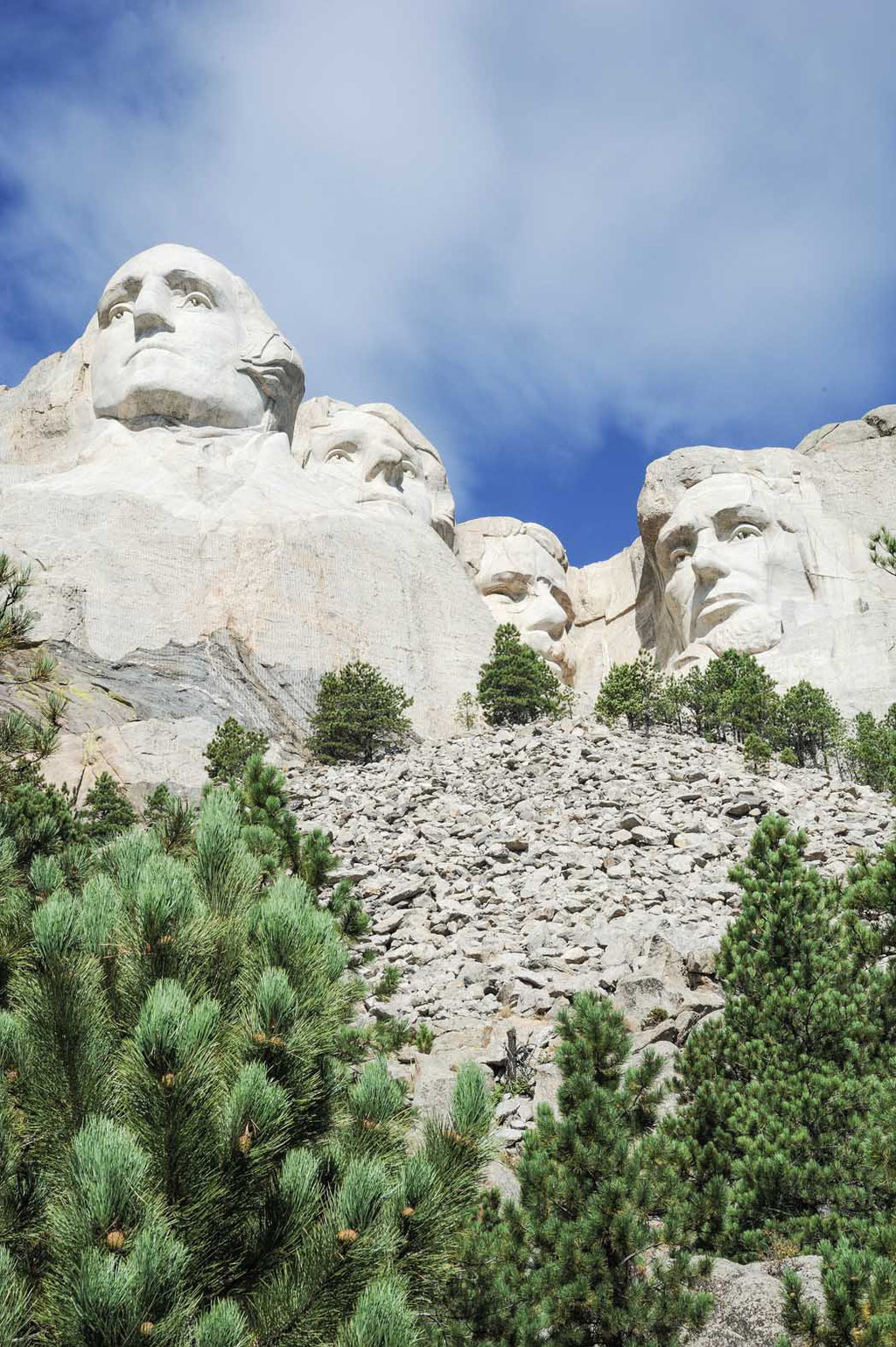 Mount Rushmore, Keystone, South Dakota (USA)