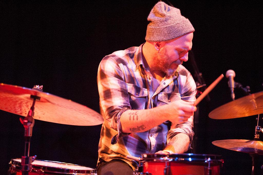 Dave King Trio, 2017, Spielboden Dornbirn (A)