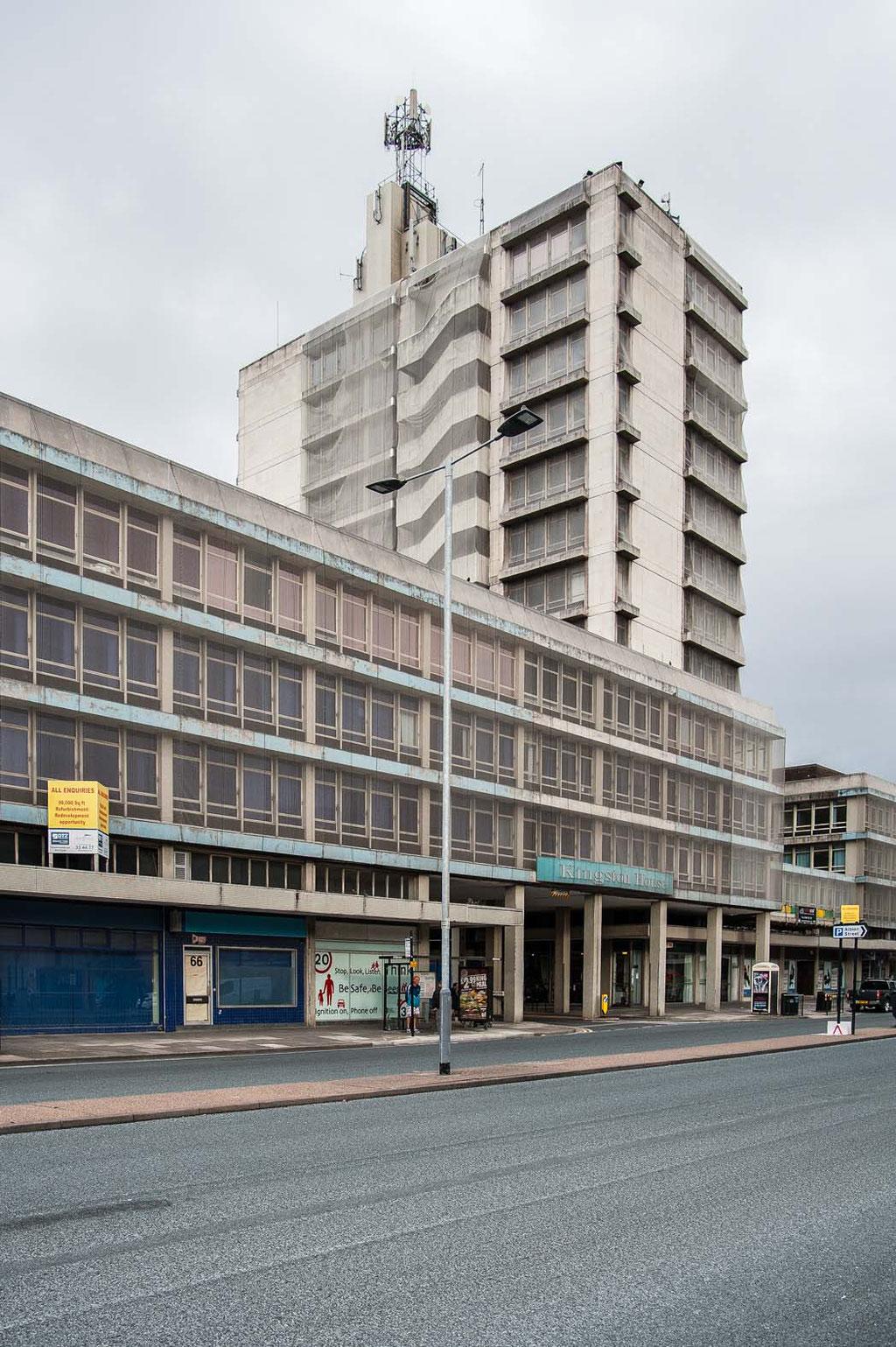 Kingston House (Fry, Drew & Partners), Kingston-upon-Hull (UK)