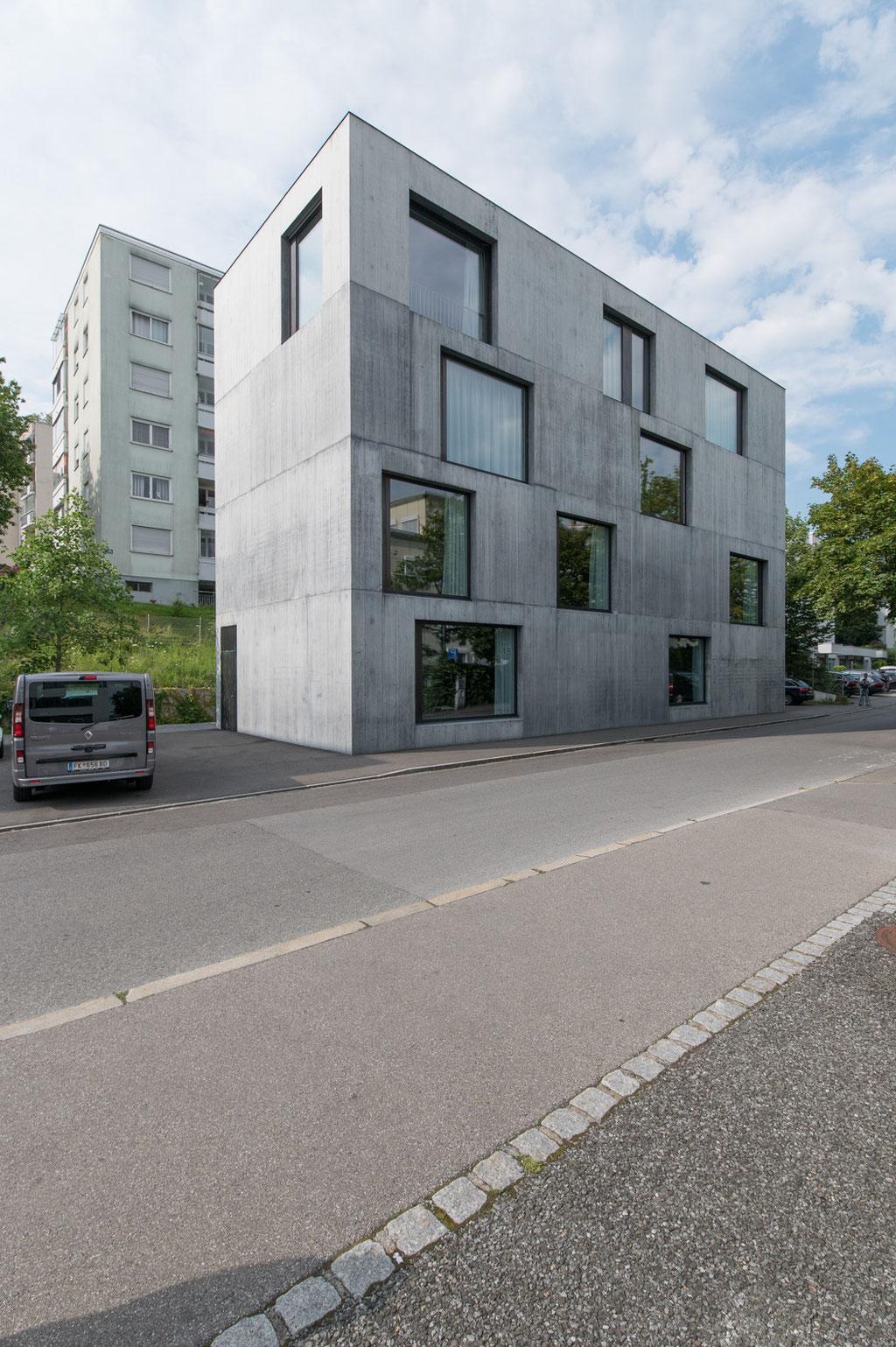 Atelier Klostergasse (Bernardo Bader), Bregenz (A)