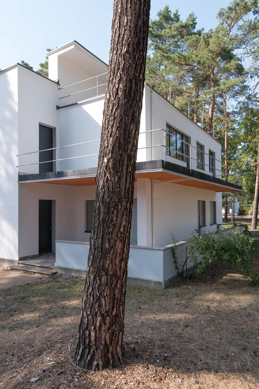 Meisterhäuser (Walter Gropius), Dessau (D)