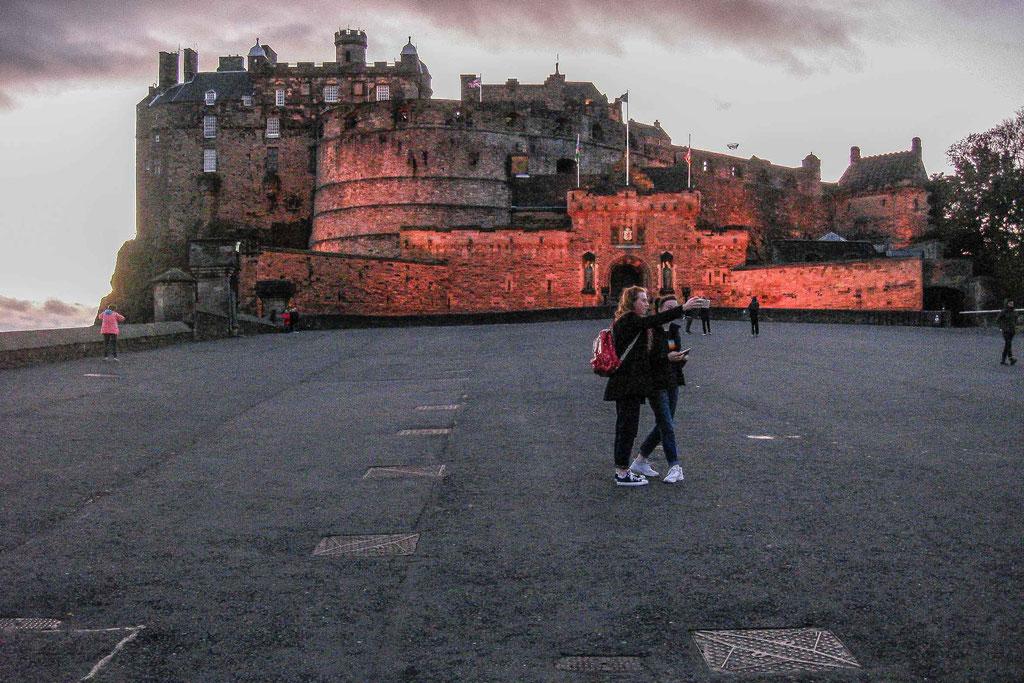 Edinburgh Castle, Edinburgh (UK)