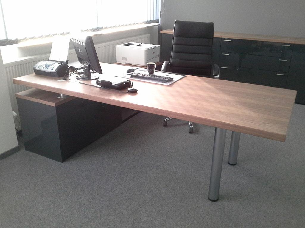 Büromöbel Tischlerei Kern Holztechnik Lippstadt Bad Waldliesborn