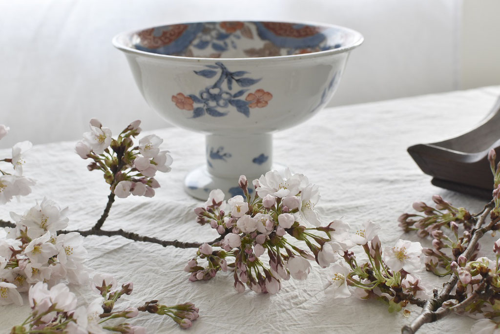 桜色ってほんと美しい