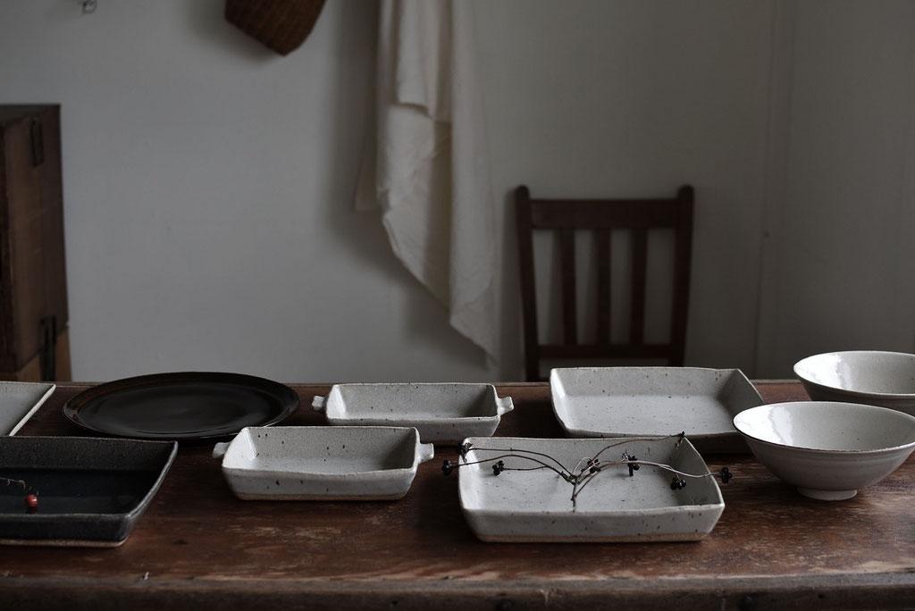 寒い季節には耐熱皿であつあつ料理が食べたくなる