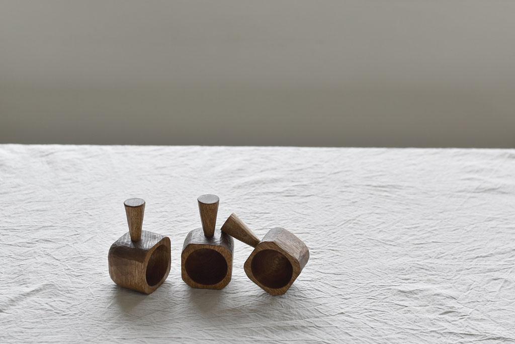 ほっこり和む 木彫りのコーヒースプーンが出来ました。