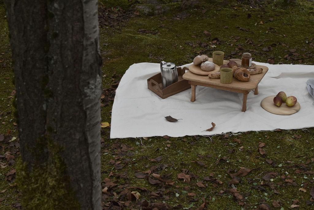 秋風さわやかピクニック