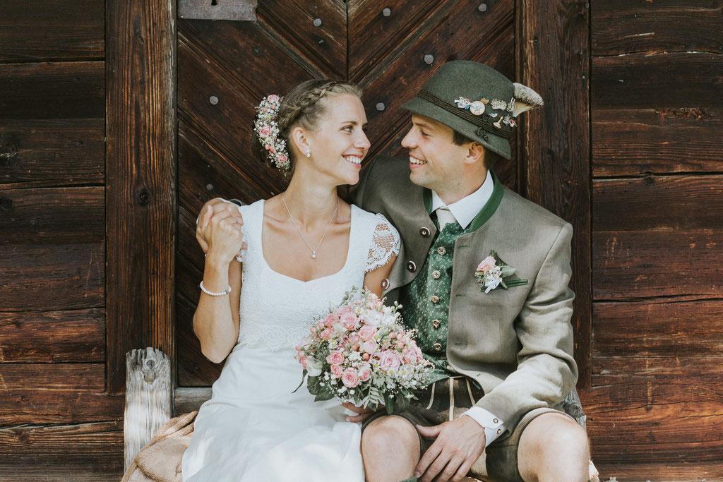 Hochzeitsfotograf Trachtenhochzeit