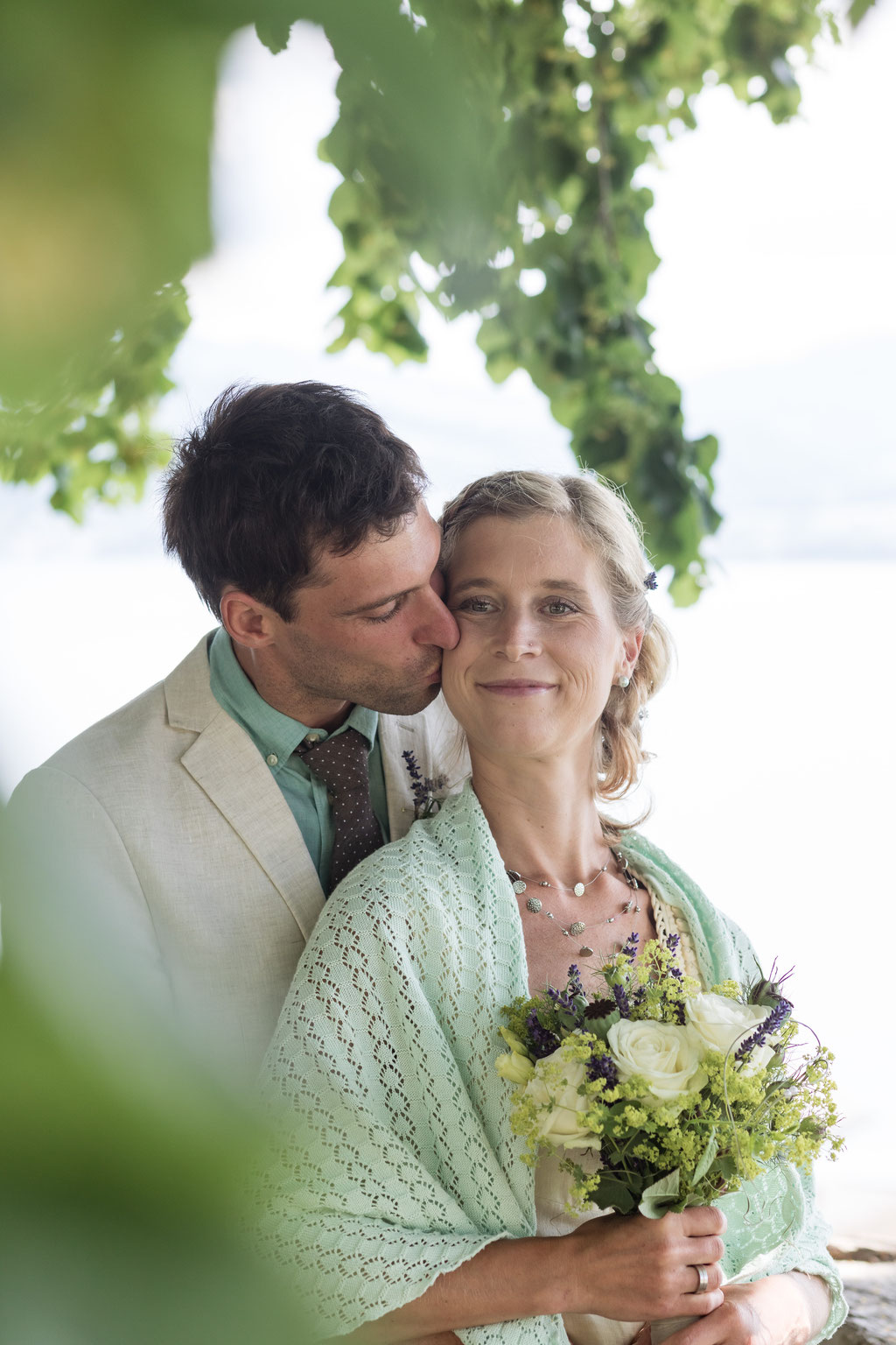 Hochzeitsfoto Attersee, Hochzeitsfotograf Attersee am Attersee