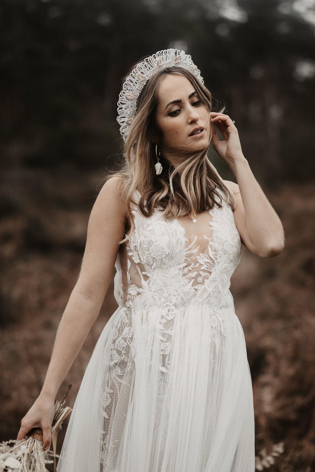 Boho Bride, Boho-Braut