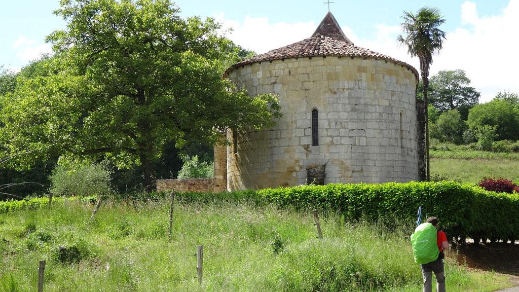 La chapelle de Caubin