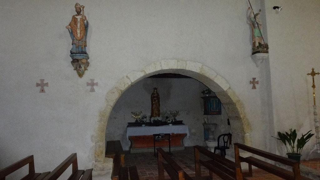 L'église de Fichous Riumayu
