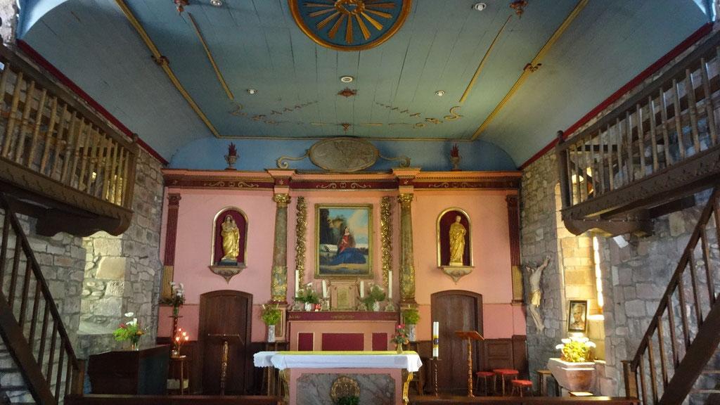 Sainte Marie Madeleine de la Recluse à Saint Jean le vieux