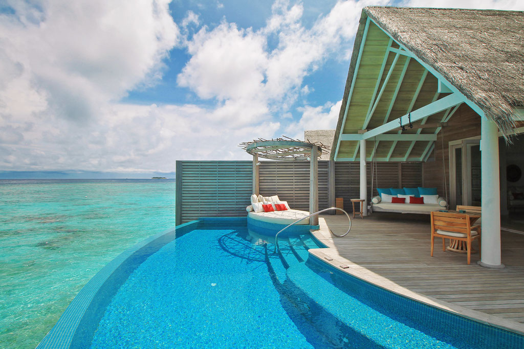 Water Pool Villa Milaidhoo Island, Maldives - The Ultimate Luxury Escape For Dreamers | Hotel Review by JustOneWayTicket