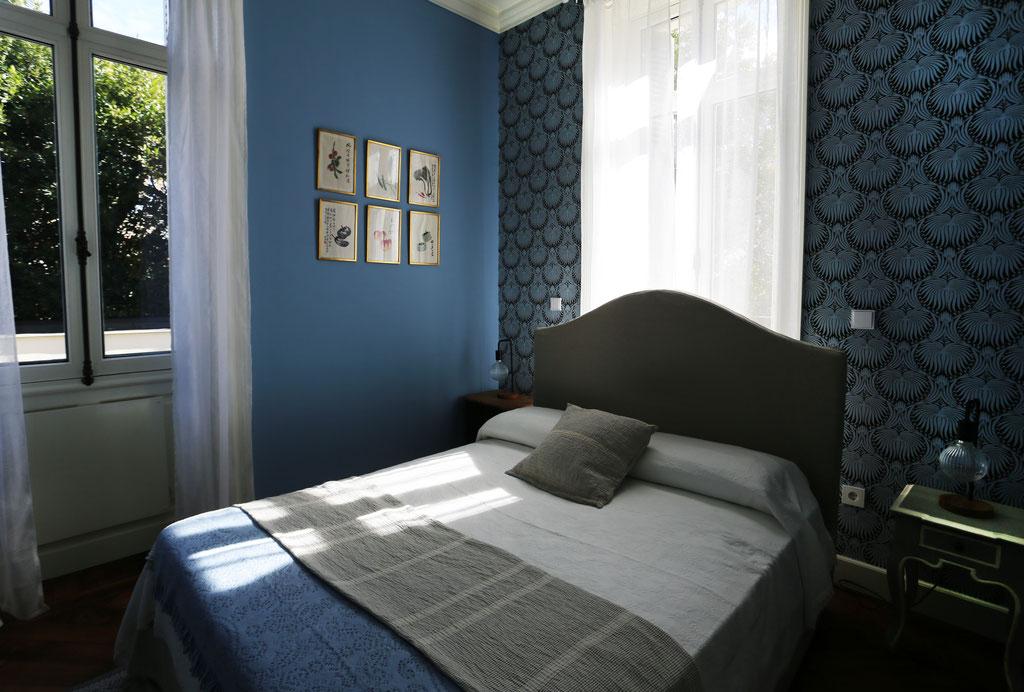 Bitarte Arquitectura / Reforma de vivienda en Biarritz / diseño / design / interiores /www.bitartearquitectura.com