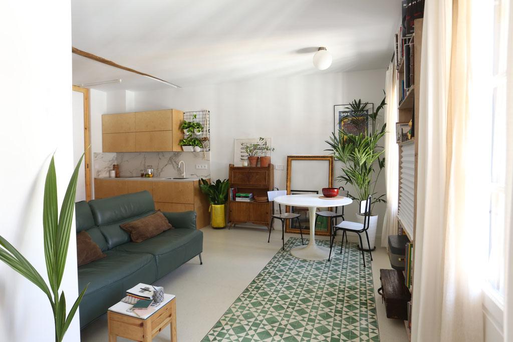Bitarte Arquitectura / Reforma de vivienda en Donostia / diseño / design / interiores /www.bitartearquitectura.com