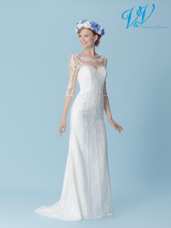 Victoria Vincent Gunstige Brautkleider Munchen