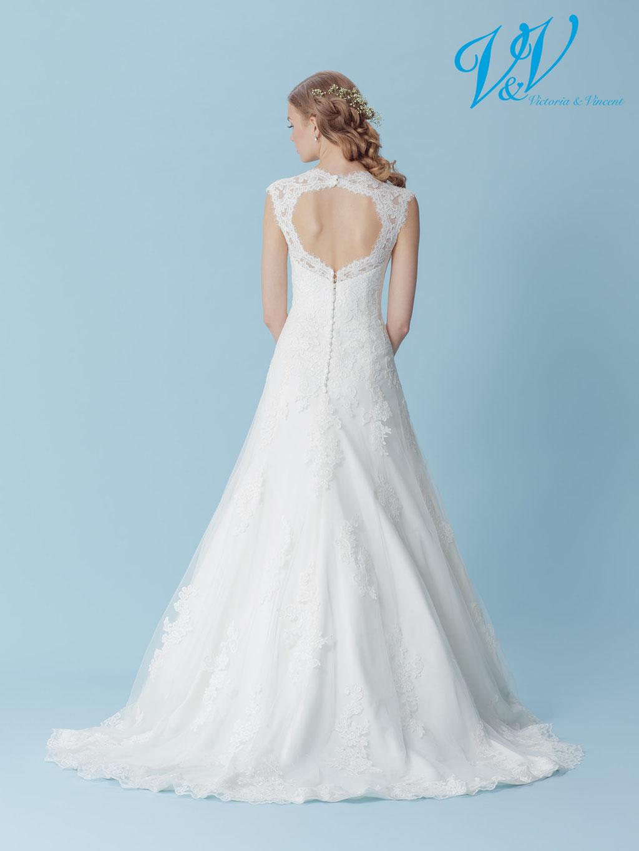 Träger besten Brautkleider München Empfehlung Victoria und Vincent myLovely Spitze Designer günstig Qualität vintage Hochzeit