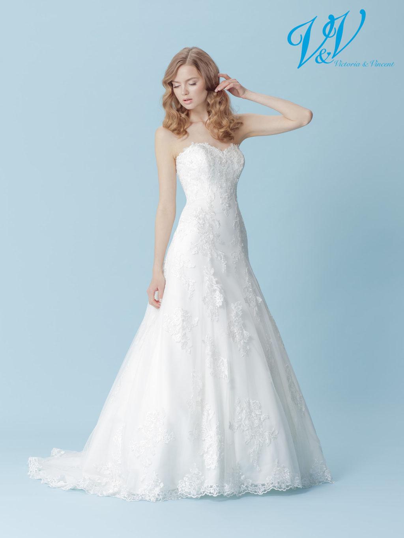 Glitzer besten Brautkleider München Empfehlung Victoria und Vincent myLovely Spitze Designer günstig Qualität vintage Hochzeit
