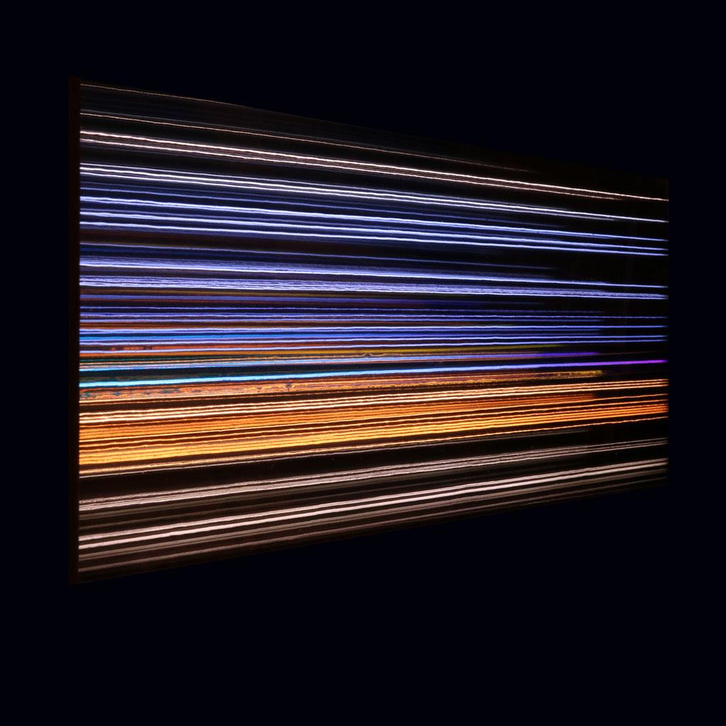 """SKY GAUTING"" 14x24cm, 2018, available"