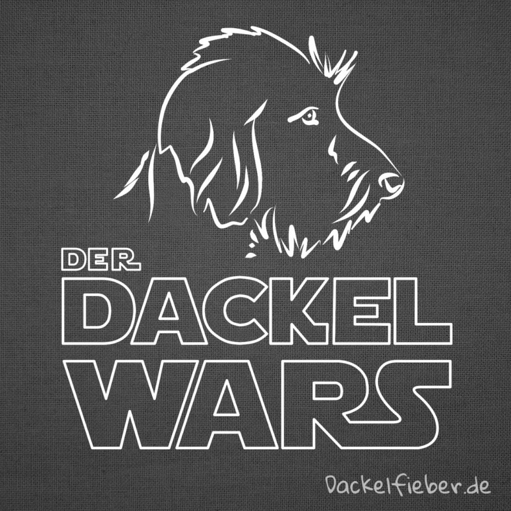 """Rauhaardackel """"Der Dackel Wars"""""""