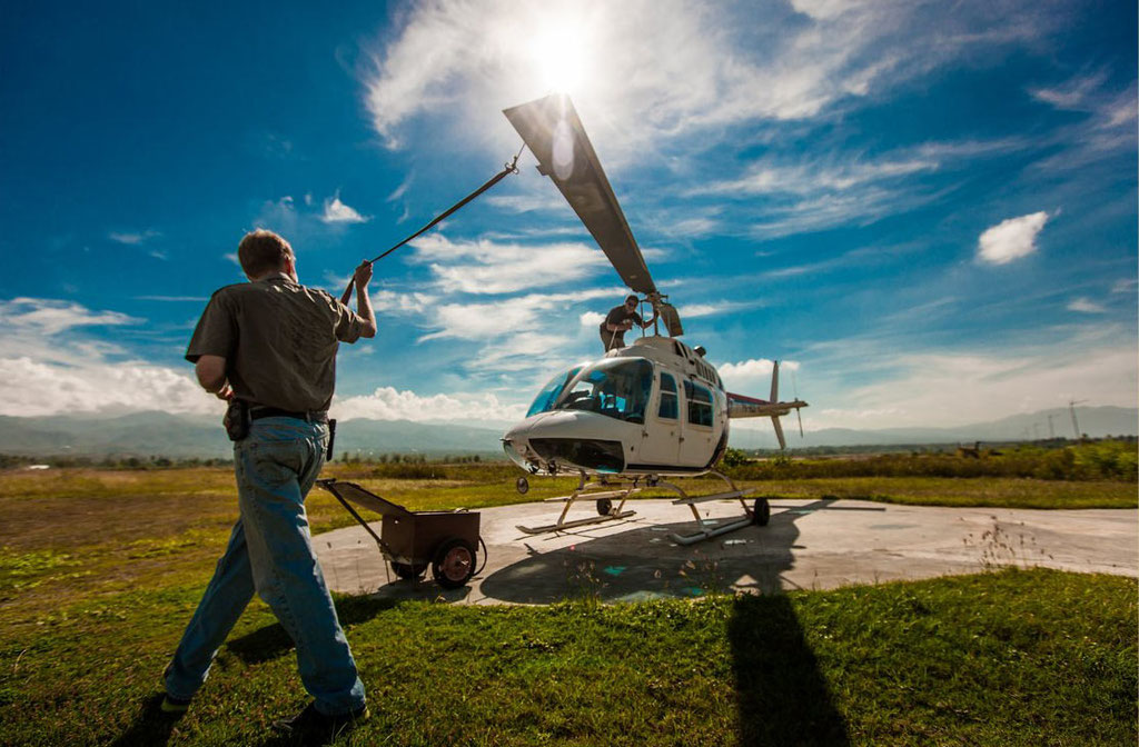 helikopter, PK-HCO, helimission, bell, agusta