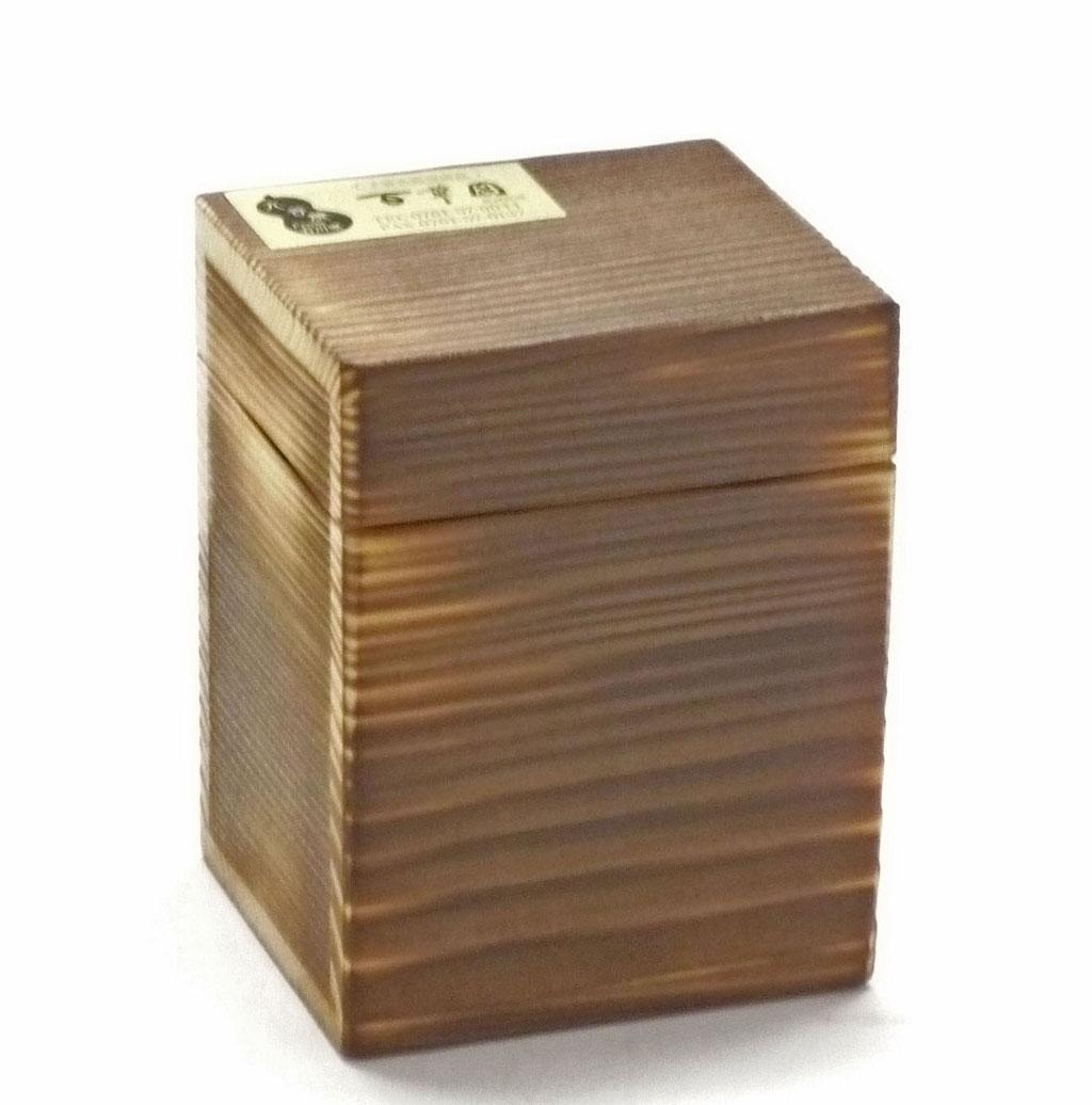 九谷焼通販 おしゃれ  招き猫 縁起物 幸福 インテリア 右手 赤絵細描(金運) チビ猫 焼き塗装木箱の図