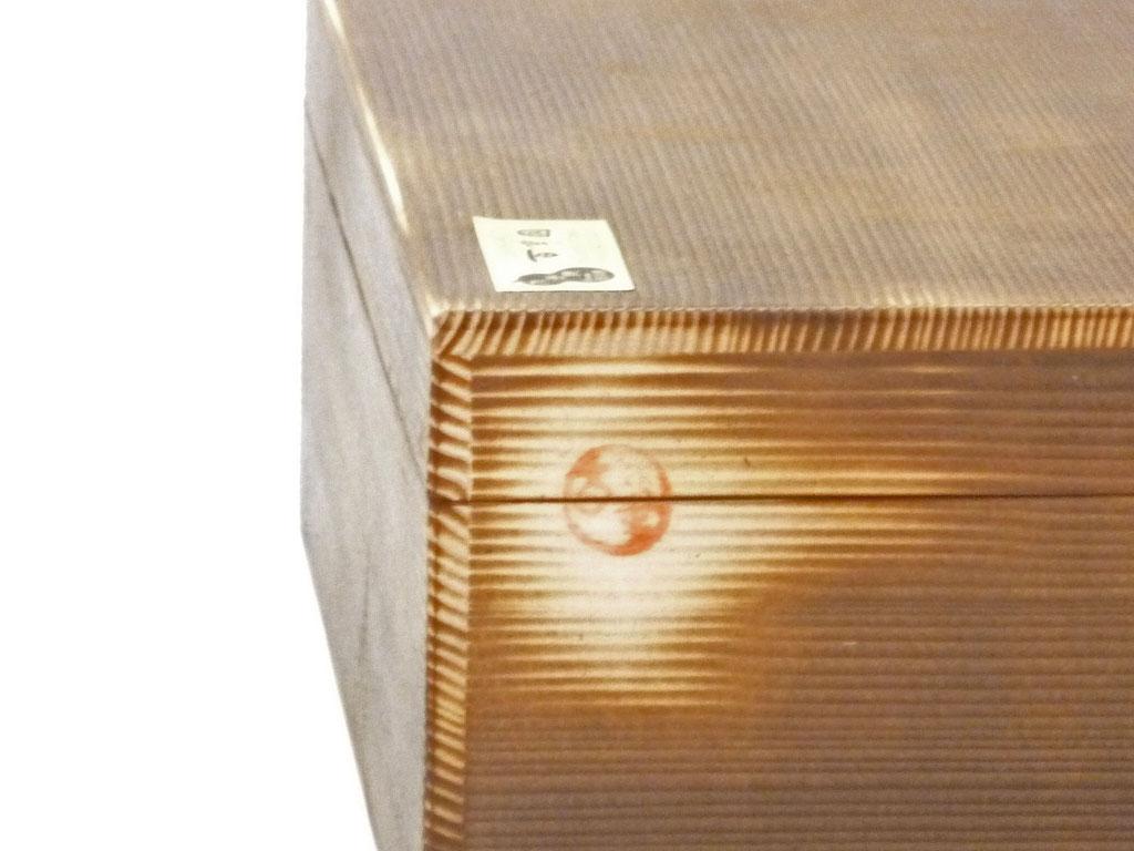 九谷焼酒井百華園オリジナル 木箱