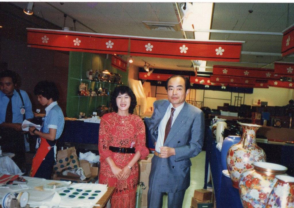 函館 西武 加賀物産展