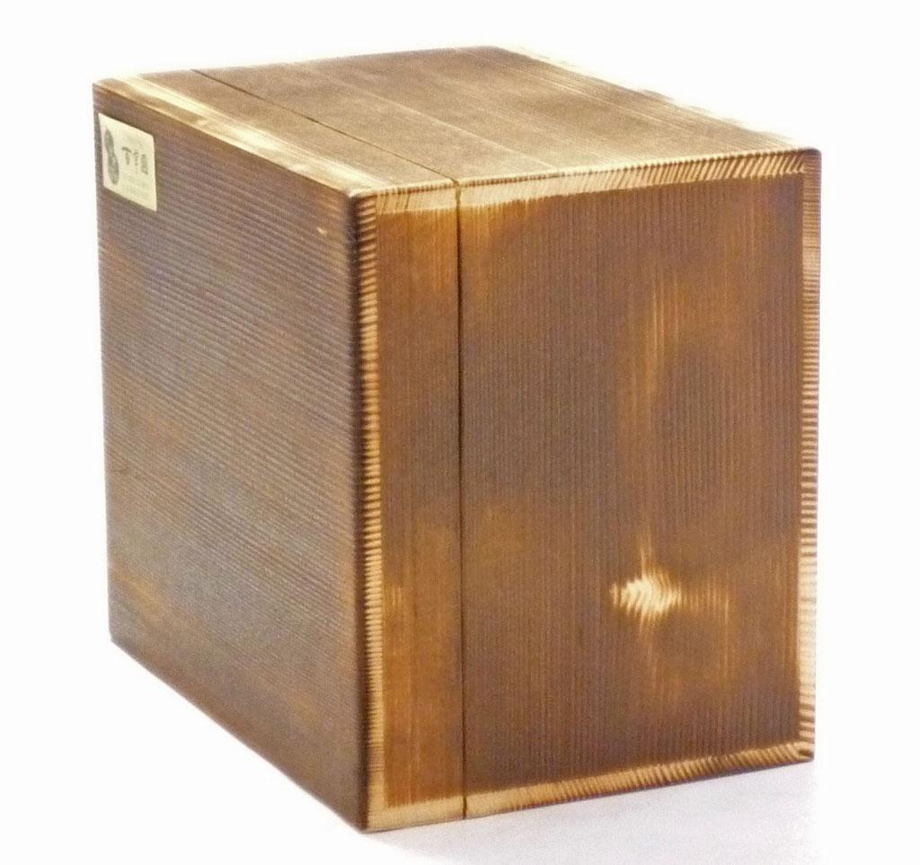 九谷焼 木箱 焼き塗装 百華園