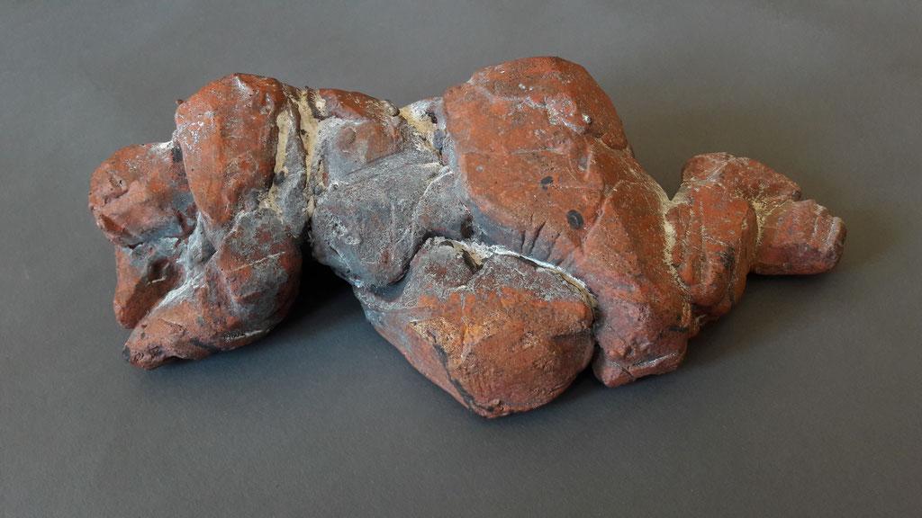 Bronzeguss von Maya Franzen-Westermayer Künstlerin, Formenbau, Kunstgießerin, Kursleiterin