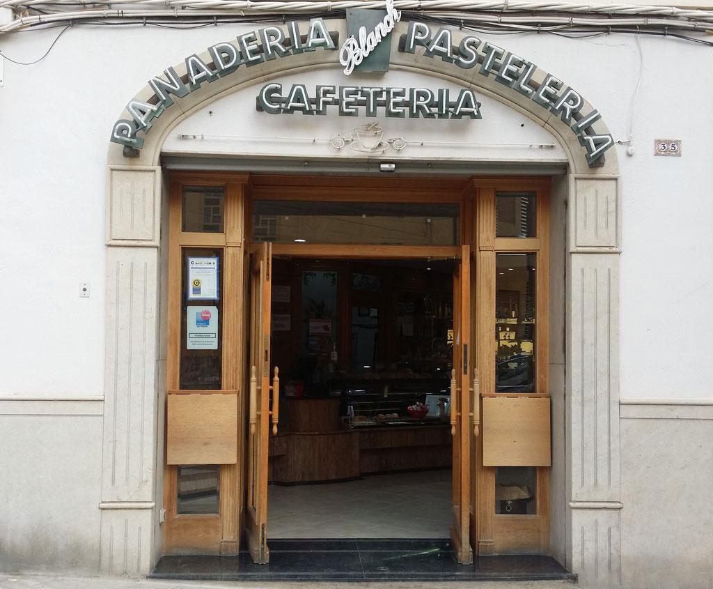 Panadería Pastelería Blanch